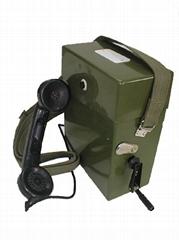 HCX-3便攜式磁石電話機
