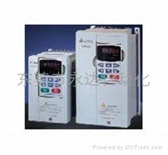 供應台達15KW變頻器VFD150B43A