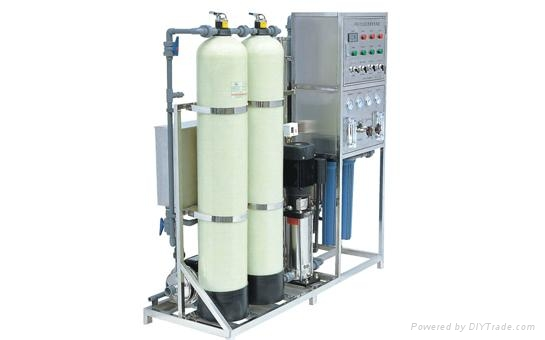 Industrial Filtration Equipment : Ro water filtration equipment l h gns china