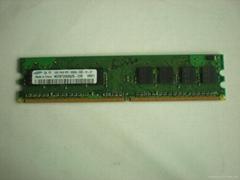 臺式機內存 DDR2 1GB 667MHZ