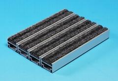 铝合金防尘垫