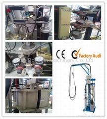 double glazing glass silicone extruder machine