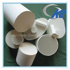 蜂窩陶瓷催化劑載體蓄熱體