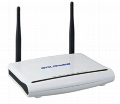 [UW-WR301N]300M Wireless N Router 3dbi fixed antenna AP Router