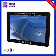 銳新RXZG-1201B高光寬屏觸摸電腦一體機
