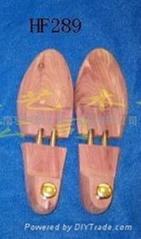 木製擴鞋器