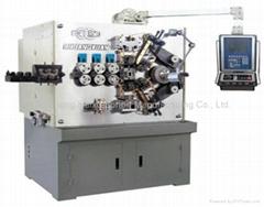 DJH 550 CNC auto spring cold coil machine