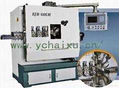 DJH860CNC auto spring coil machine