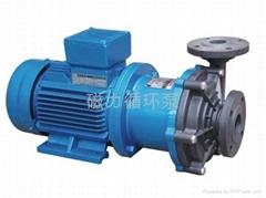 65CQ-35F耐腐蝕塑料磁力泵