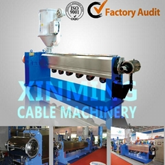 Wire&cable manufacturing machine