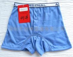 供應出口歐美男式內褲