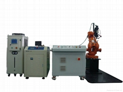 Robot Arm Laser Welding Machine