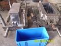 塑料週轉箱模具 4