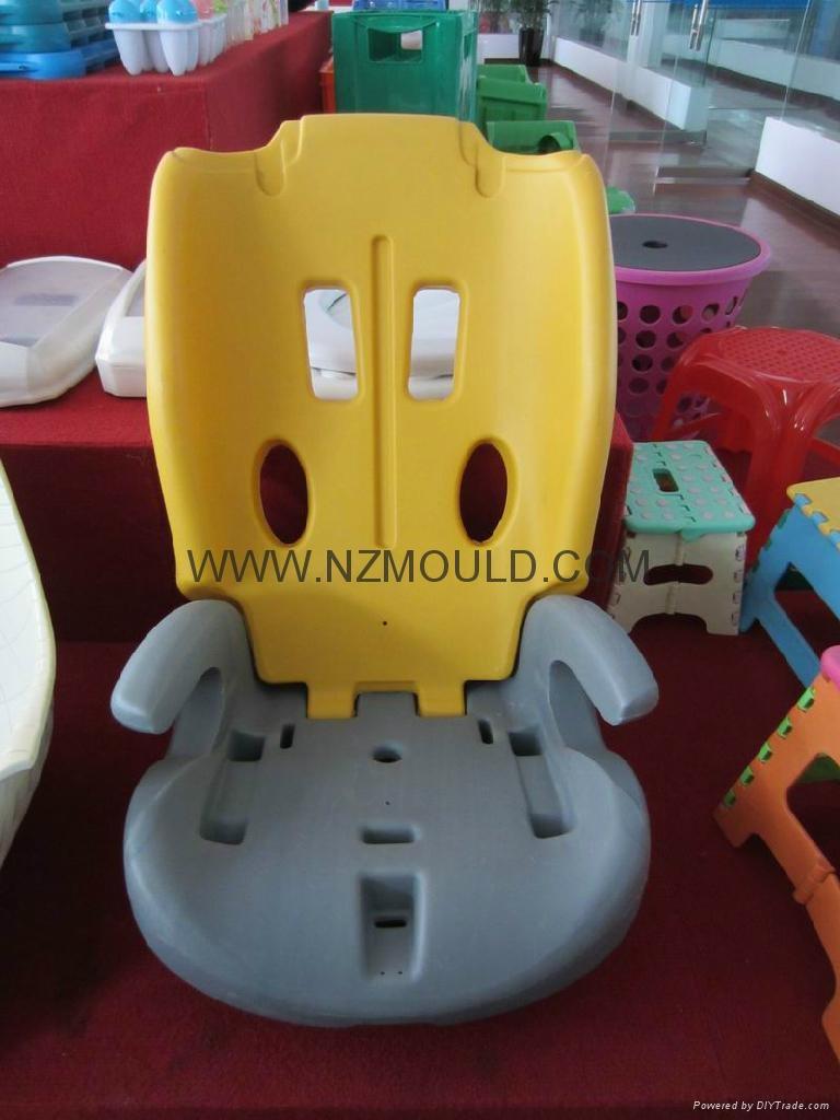 塑料吹塑椅子 4