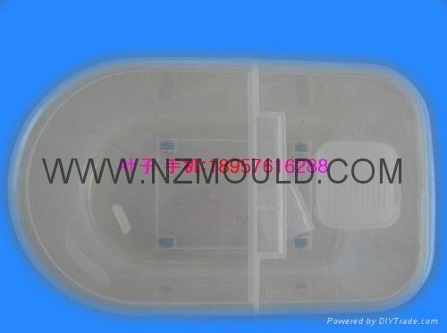 12.5L 塑料米缸模具 1