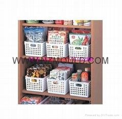 廚房收納筐模具