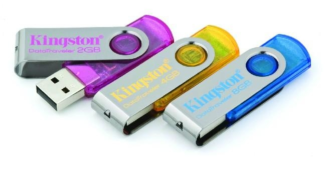 kingston DT 101 usb flash drive 2GB 4GB 8GB 3