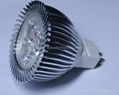 3W GU10 B22 LED Spotlight AC100-240V Led