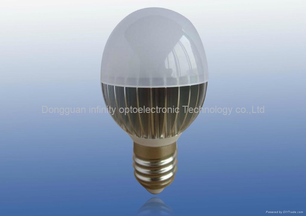 3w led bulb E27 E26 3w LED spot light CE&Rohs 250lm B22 led light led lamps 1