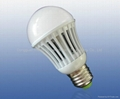 9W MCOB Hollow shell led bulb  E27/E26