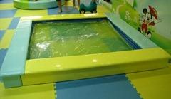 溫州博世達電動淘氣堡水床