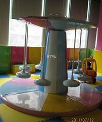 溫州博世達電動淘氣堡電動鞦韆