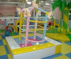 溫州博世達新型淘氣堡儿童樂園金字塔