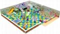 温州博世达新型淘气堡儿童乐园金字塔 5
