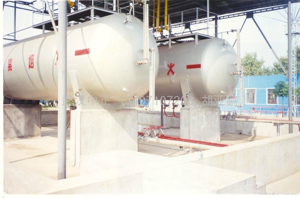 各種規格壓力罐(石油,液氯,液氨,天然氣,四氯化硅等) 1