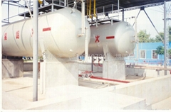 各種規格壓力罐(石油,液氯,液氨,天然氣,四氯化硅等)