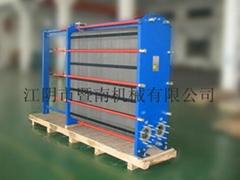 液壓油專用板式換熱器
