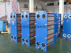 提供阿法拉伐板式换热器配件