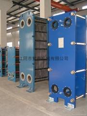 销售优质M系列板式冷却器