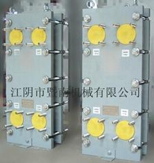 供應食品上專用板式換熱器