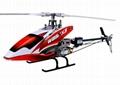 WASP X3V 3 AXIS flybarless RTF version
