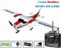 Cessna Brushless SKY403 4CH 2.4GHz AP03-9 rc airplane RTF 1