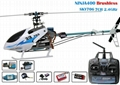 Skyartec Professional 3D rc helicopter