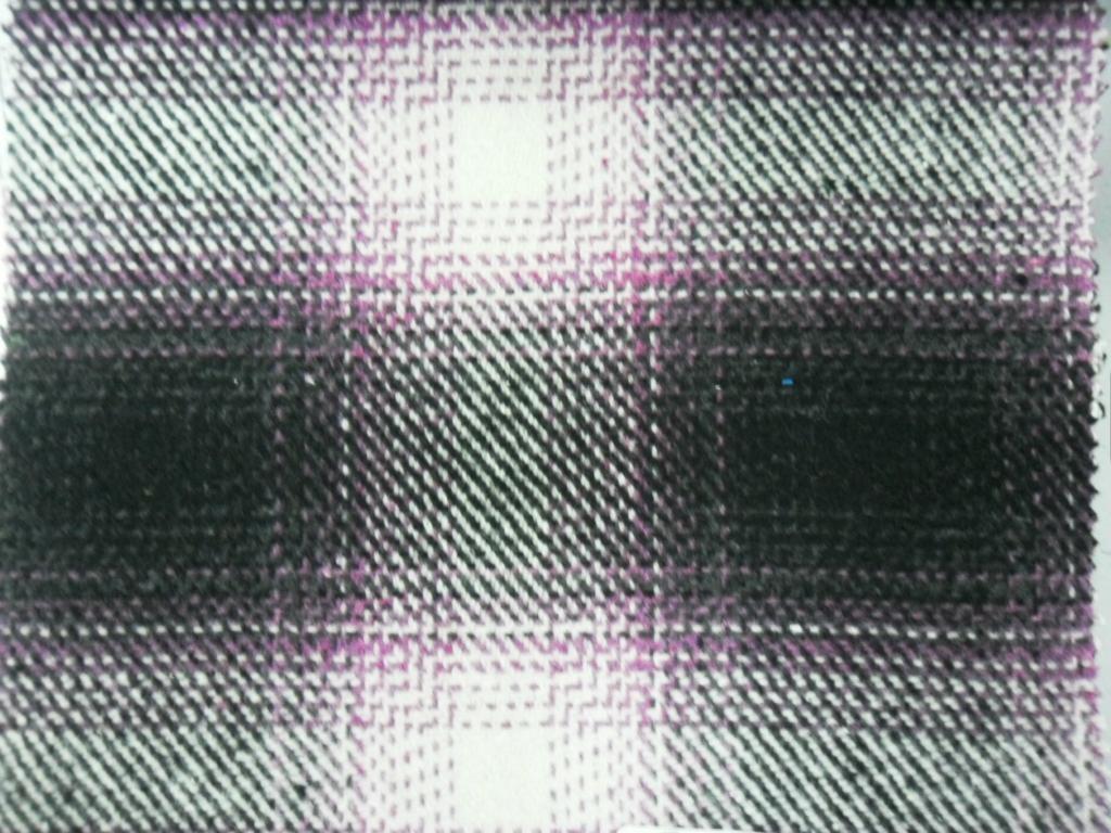 毛滌色織格子 3