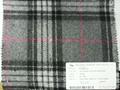 毛滌色織格子 4
