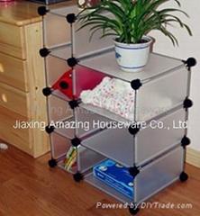 pp storage rack