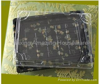 clear blister plastic fruit/food packaging box 1