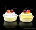 clear blister plastic fruit/food packaging box 2