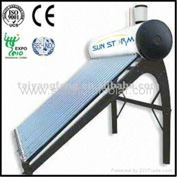 sell well solar water heater 2