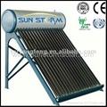High effective evacuated tube solar