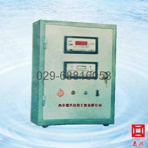 水位水温检测显示控制仪 1