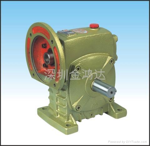 广东深圳供应丝网印刷机械装用蜗轮蜗杆减速机 1