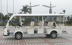朗晴14座电动游览车