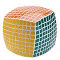 Magical Cube Puzzle Toys 9 x 9 x 9 CM
