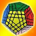 Cube4U (C4U) Gigaminx Speed Cube Black