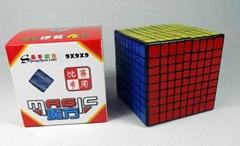 New Of Shengshou Cube 9x9 Magic Cube 9x9x9 Speed Cube